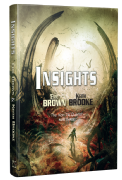Insights [hardcover] by Eric Brown & Keith Brooke